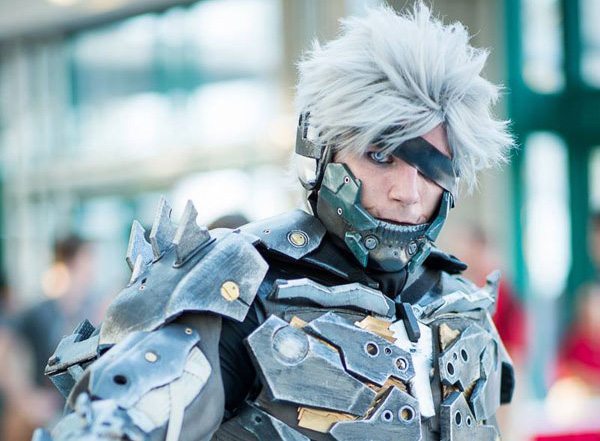 Jeff-Siegert-Raiden-Metal-Gear cosplay