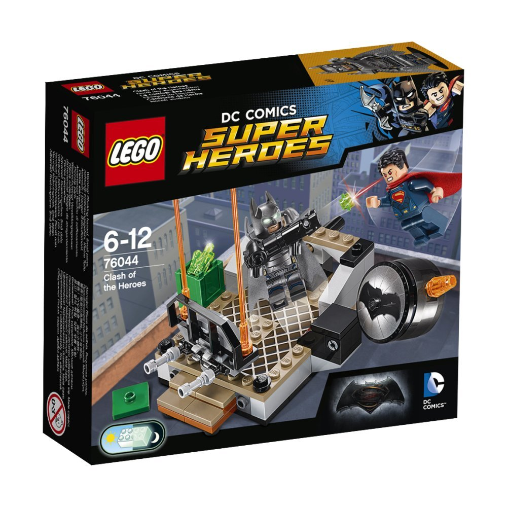 Batman v Superman arriva su LEGO