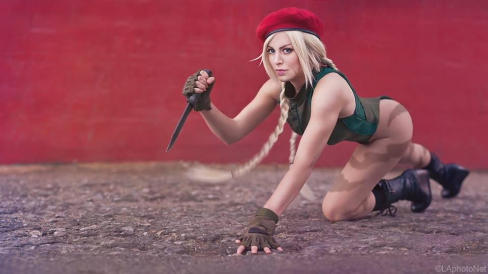 Nadyasonika Cammy White (Street Fighter)