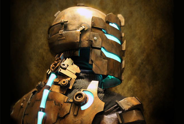 Steven K. Smith Props Isaac Clarke Dead Space