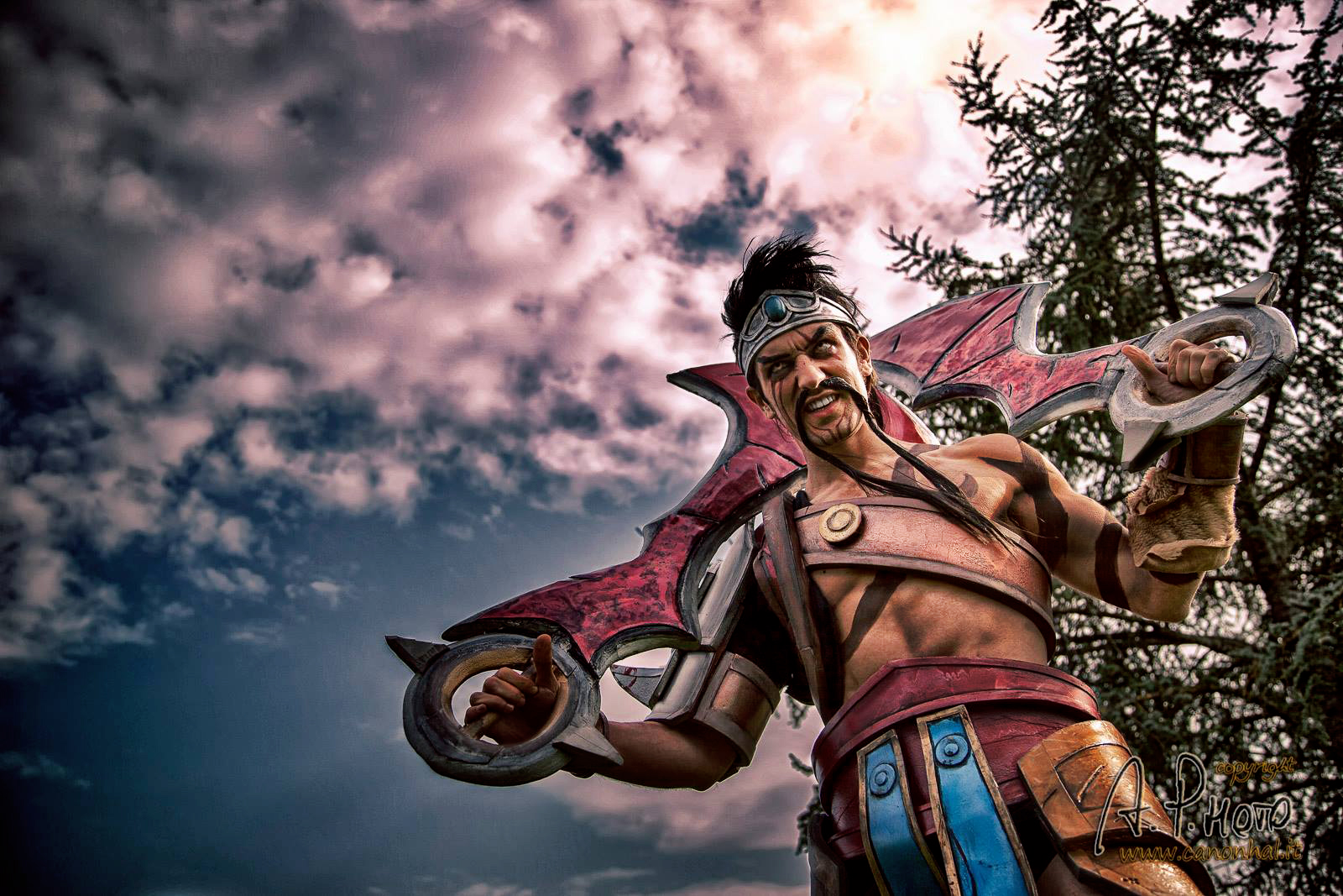 Leon Chiro Draven (League of Legends)