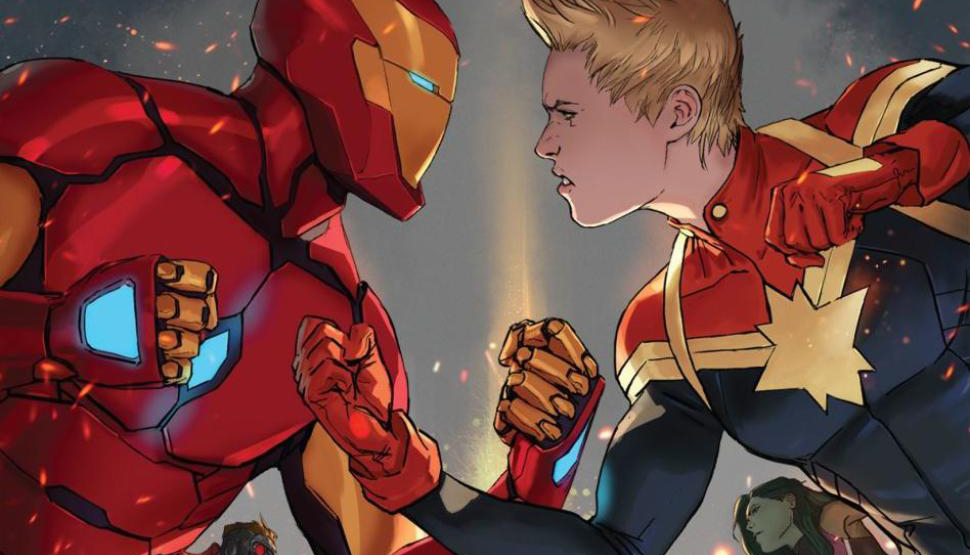 Visioni dal futuro: Civil War 2