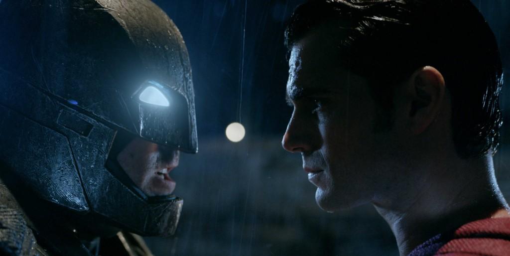 Batman contro Superman faccia a faccia
