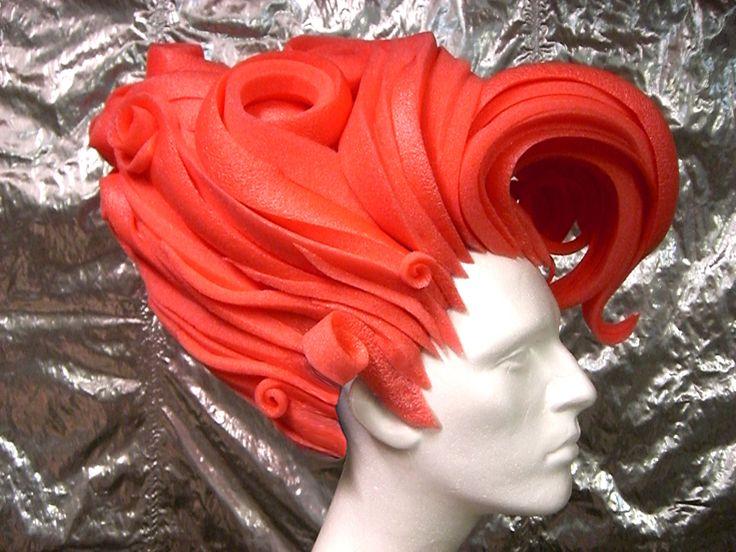 parrucca foam Eva