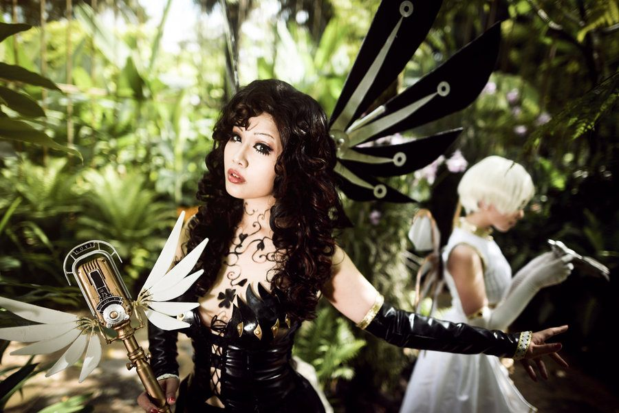 clover clamp illusione cosplay fama