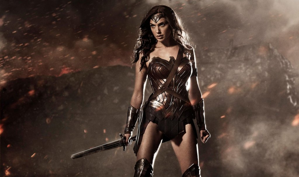 Gal Gadot interpreta Wonder Woman