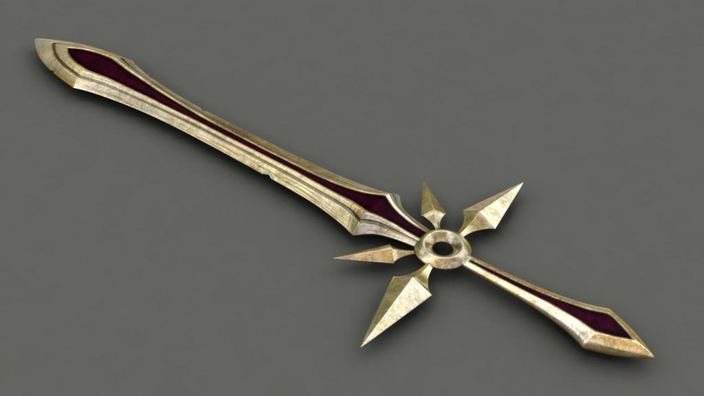 Leona's sword