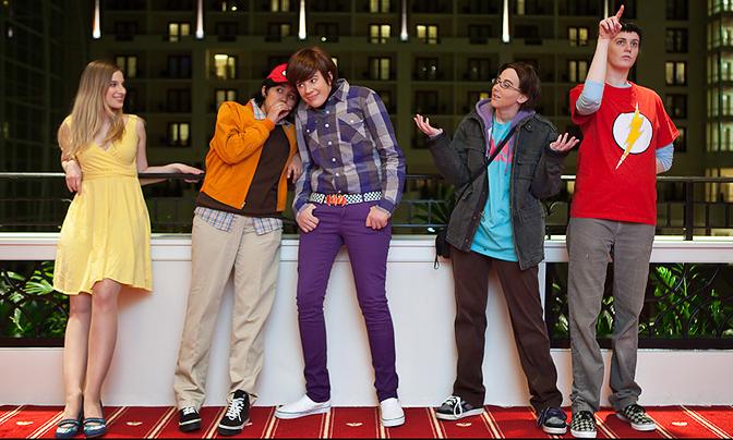 The big bang theory cosplay - genere telefilm