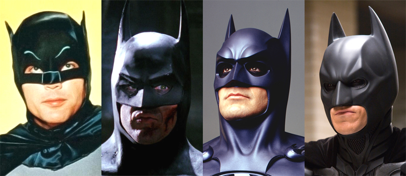 Guida ai cosplay di Batman (parte 1)