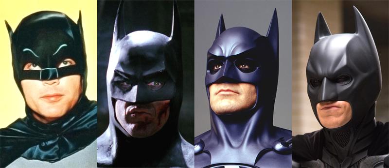 Guida ai cosplay di Batman (parte 1)