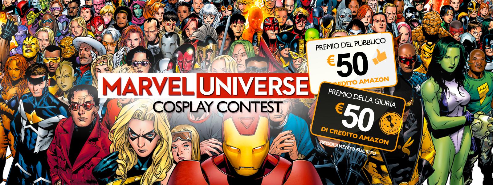 Marvel Universe Cosplay Contest: i vincitori