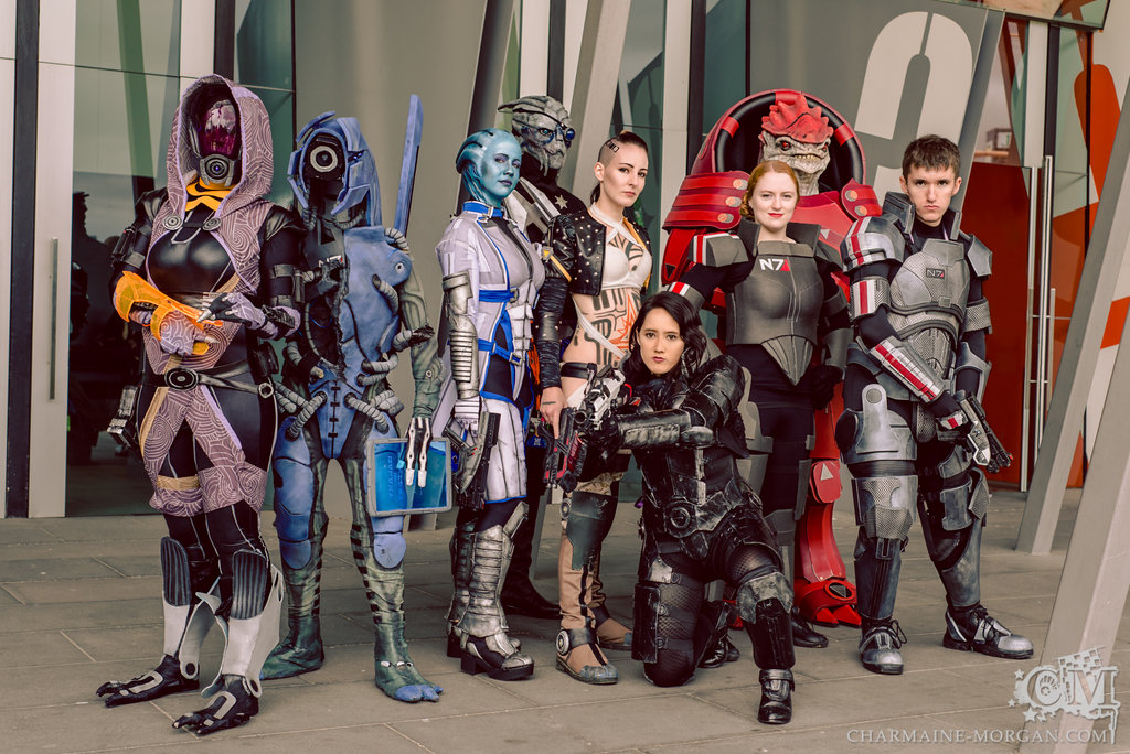 5 consigli per chiunque voglia mettere su un gruppo cosplay