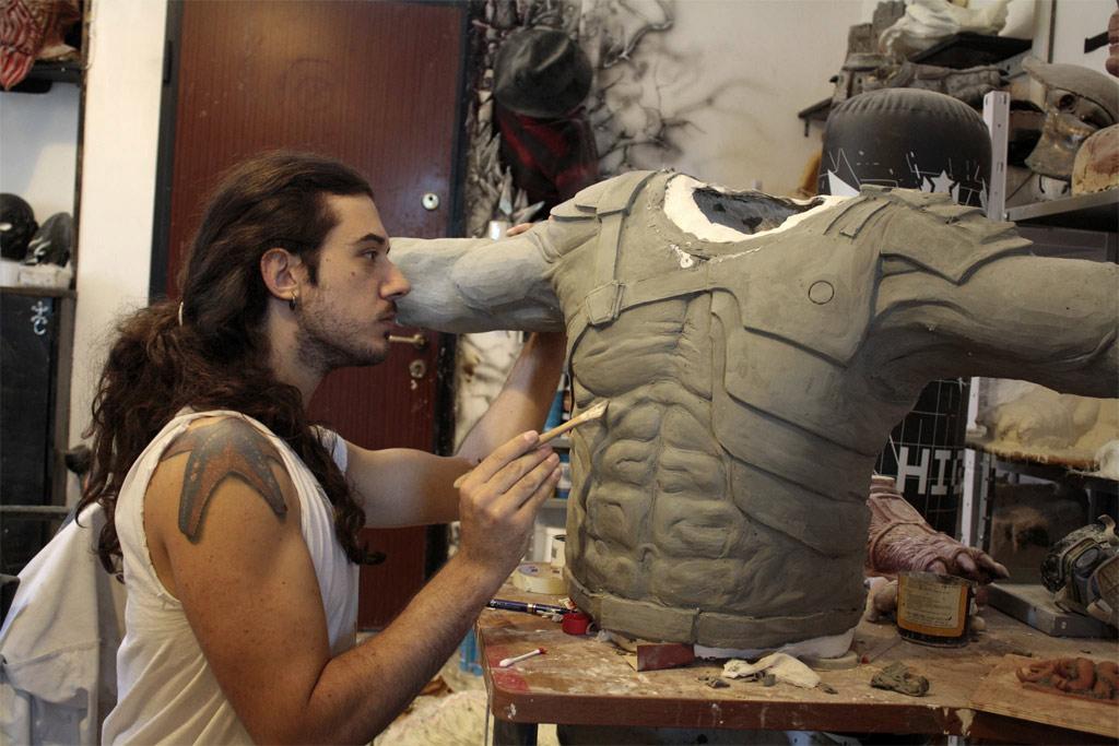 Cosplay Hub intervista Tiziano Morelli di Studio Laboratorio 51