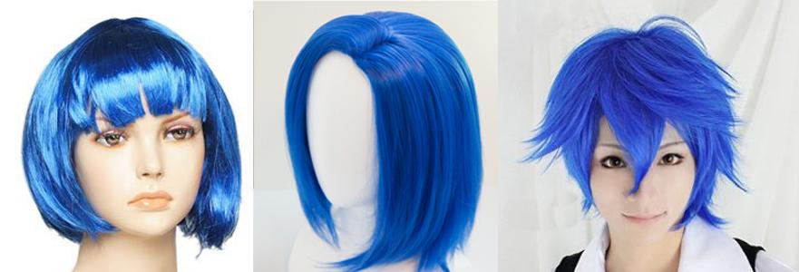 colore parrucche