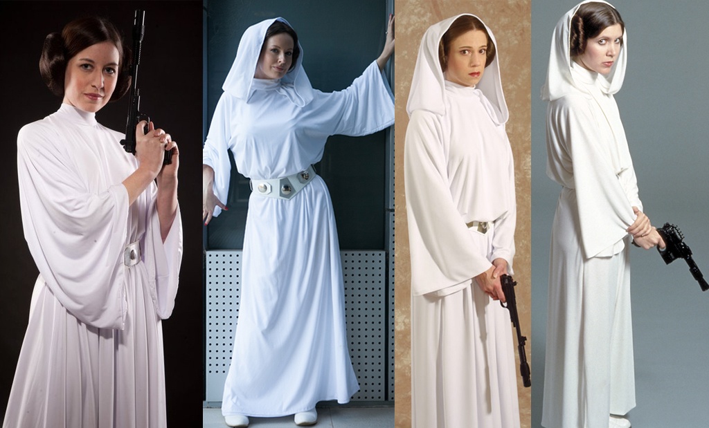 leia costuming