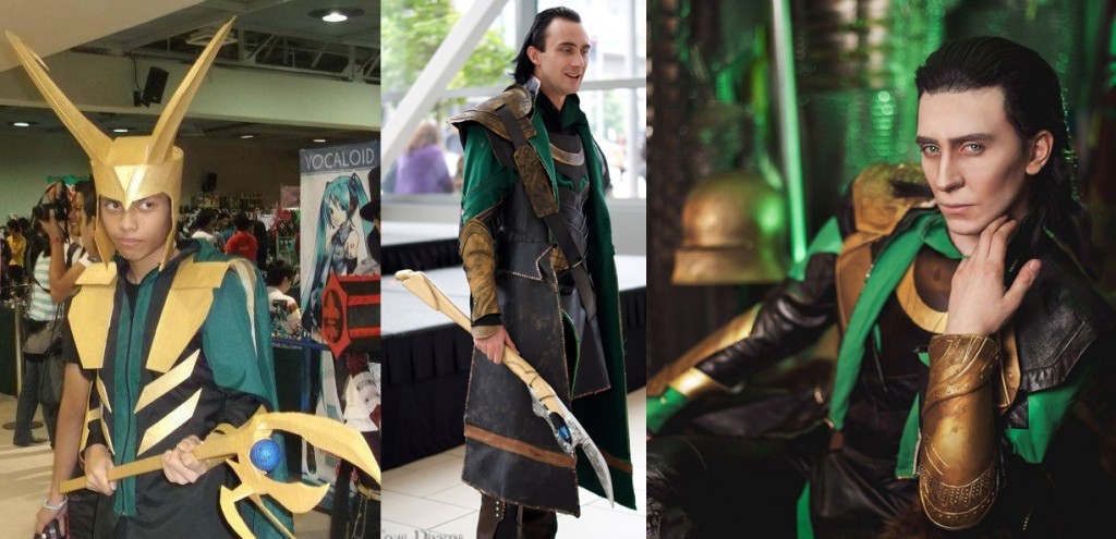 Loki carnevalata, cosplay, costuming
