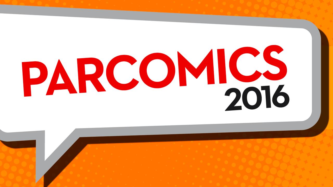Cosplay Hub al ParComics 2016