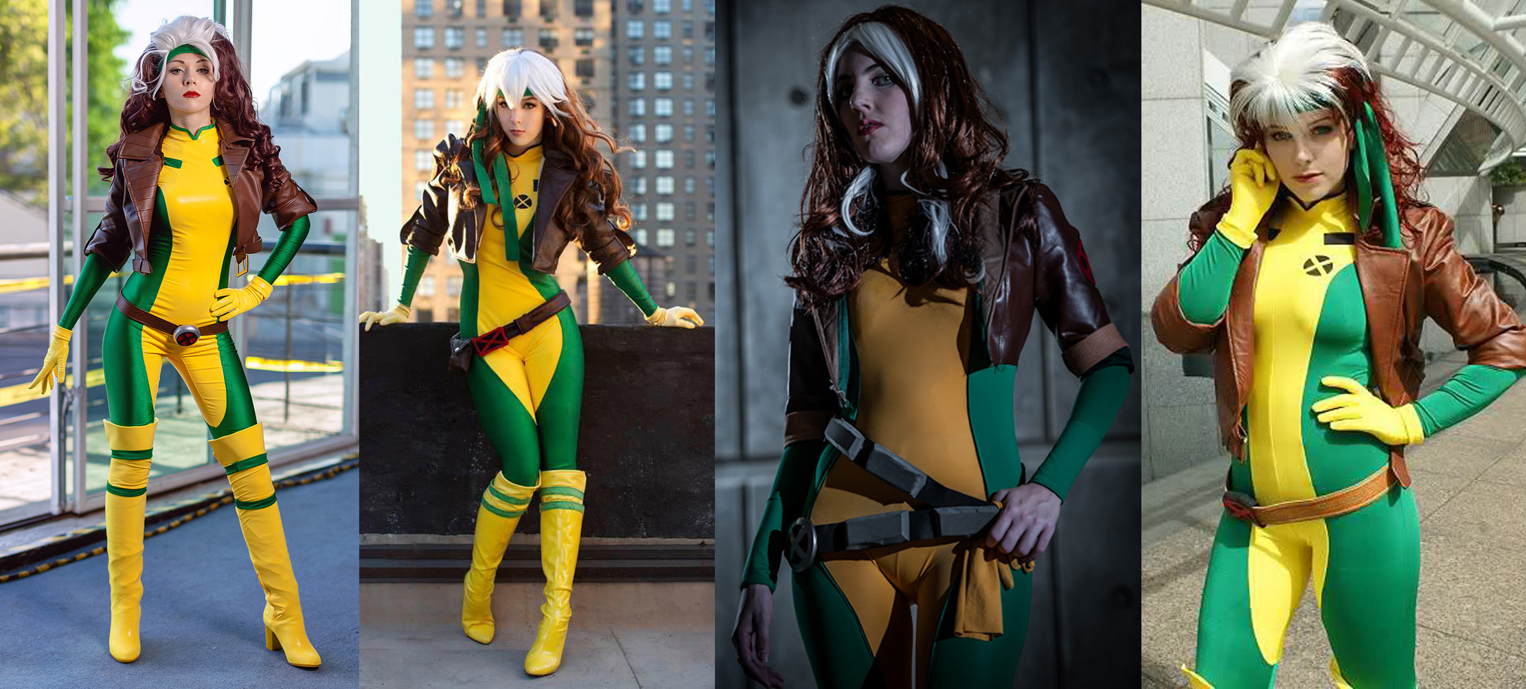 cosplay rogue quasi perfetti