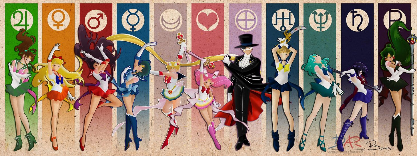 L'ABC del cosplayer: Costumi – Sailor Moon e le Senshi Sailor (parte 1)
