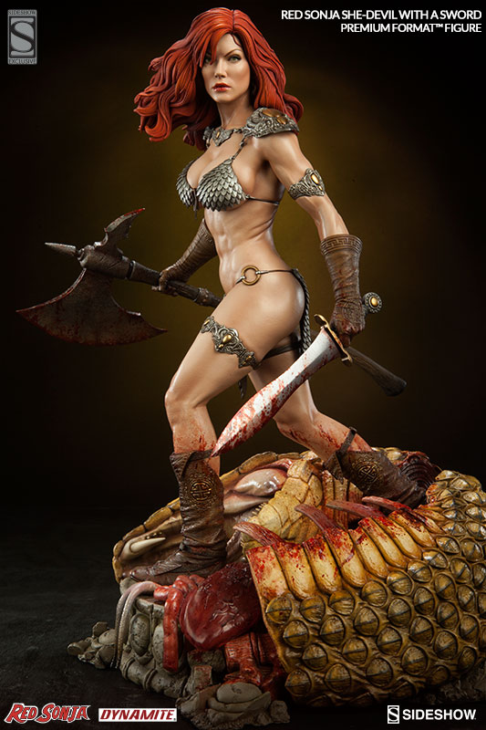 Action figure-sonya sideshow-collectibles