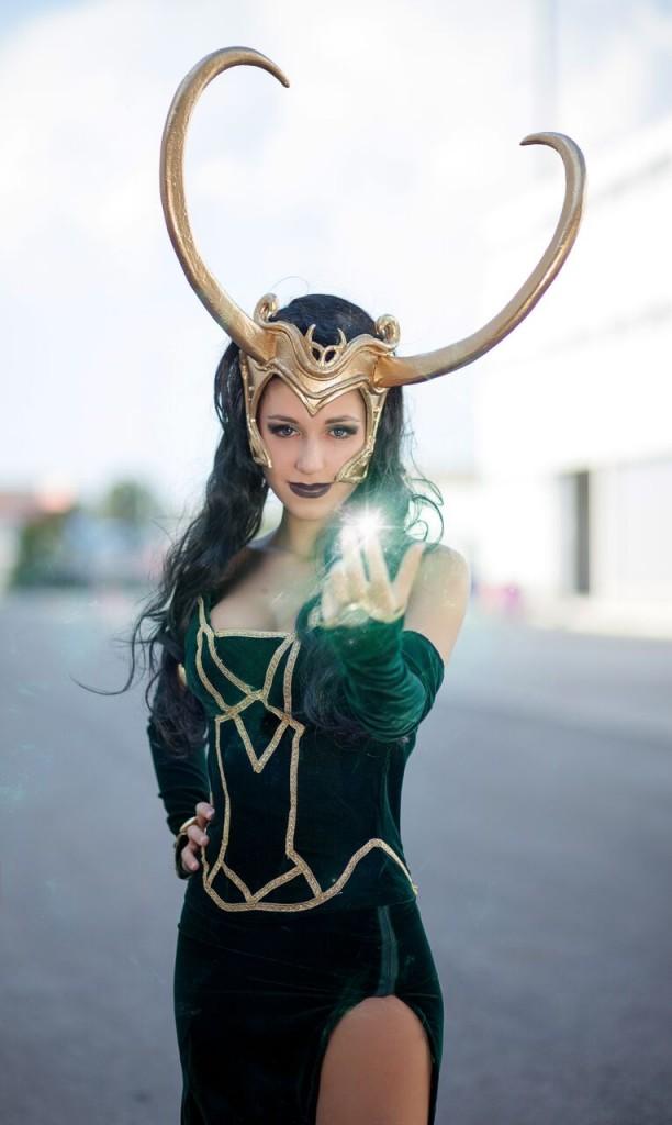 Ambra Pazzani Loki
