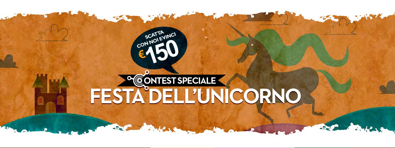 Contest Speciale Festa dell'Unicorno 2016
