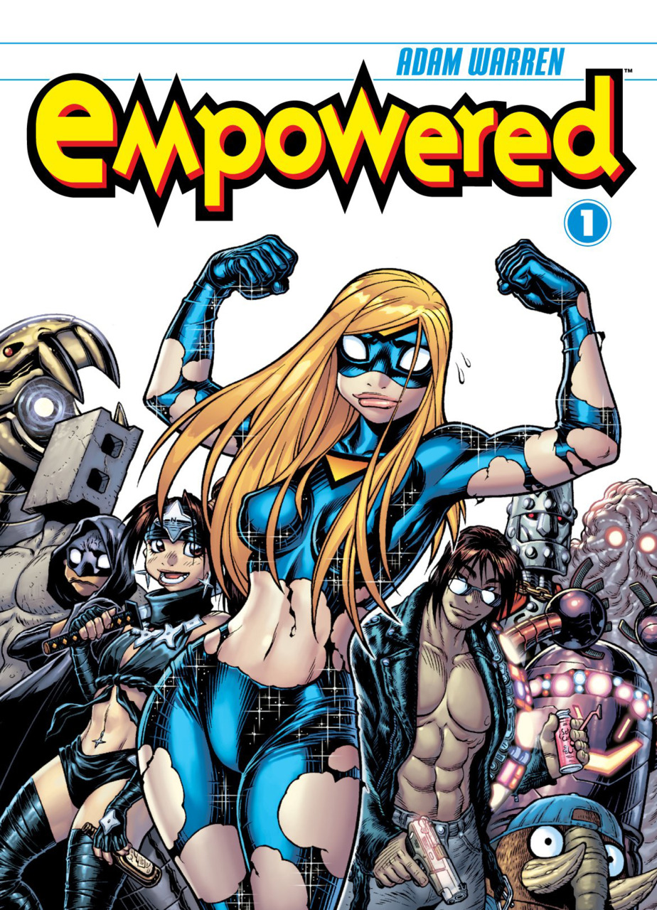 Recensione: Empowered, di Adam Warren
