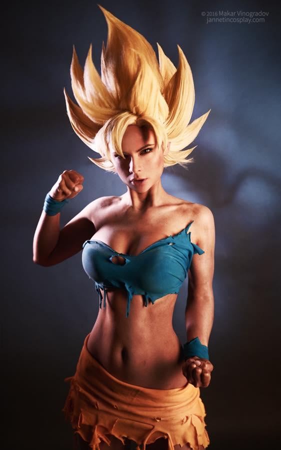 Goku Janet 1