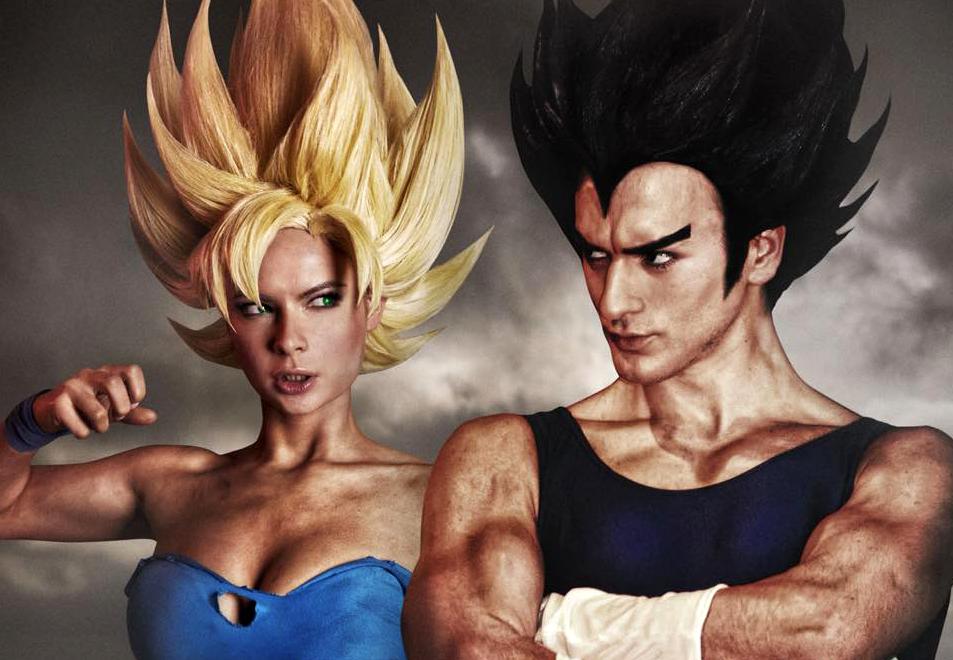 Un(a) Goku come non l'avete mai visto(a)