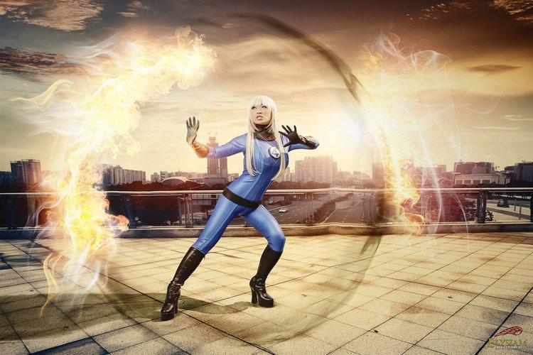 La Ragazza Invisibile: 10 cosplay che meritano