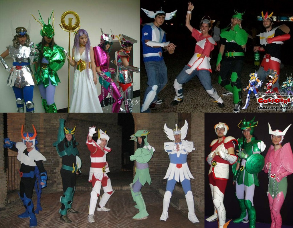 Saint Seiya fail
