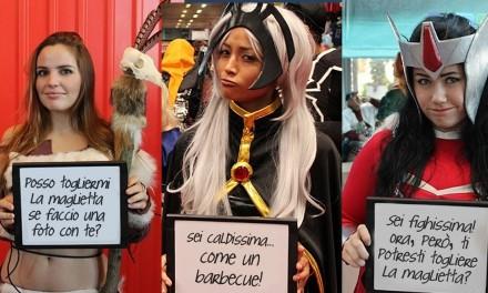 6 volgarità da NON dire mai a una cosplayer
