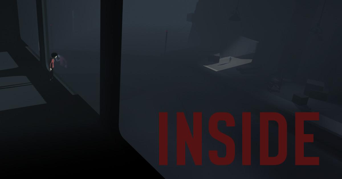 Inside: Dentro l'oscurità