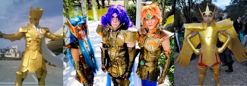 cosplay saint seiya fail