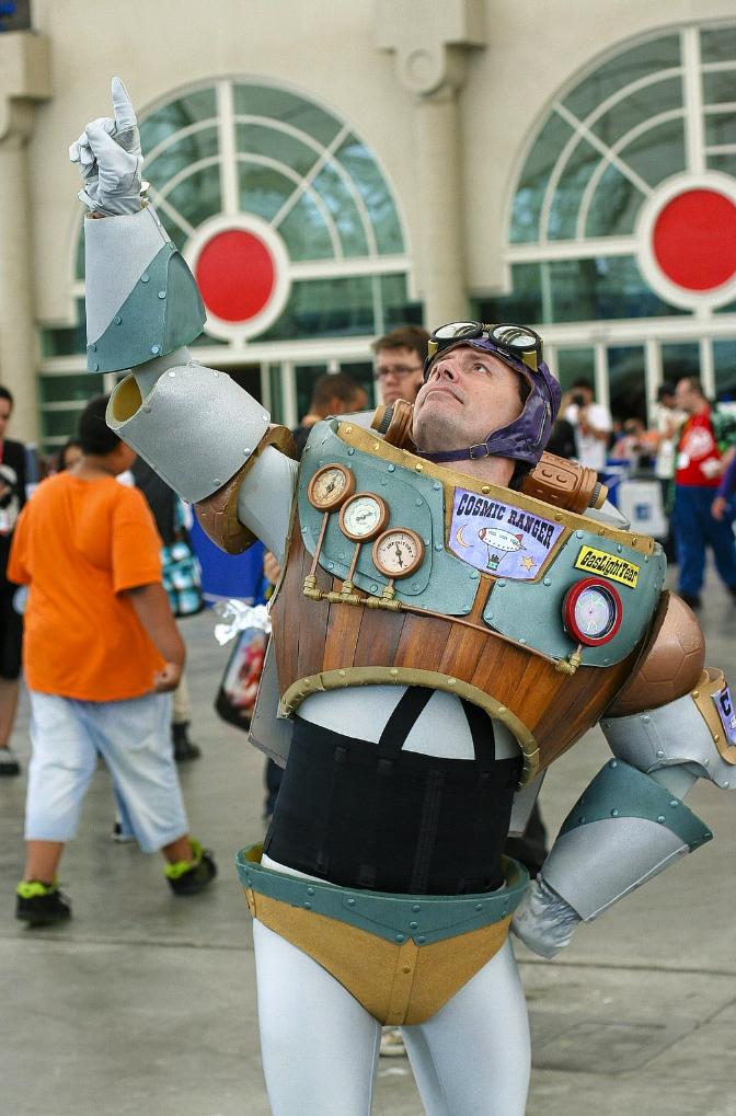 Buzz Lightyear Steampunk