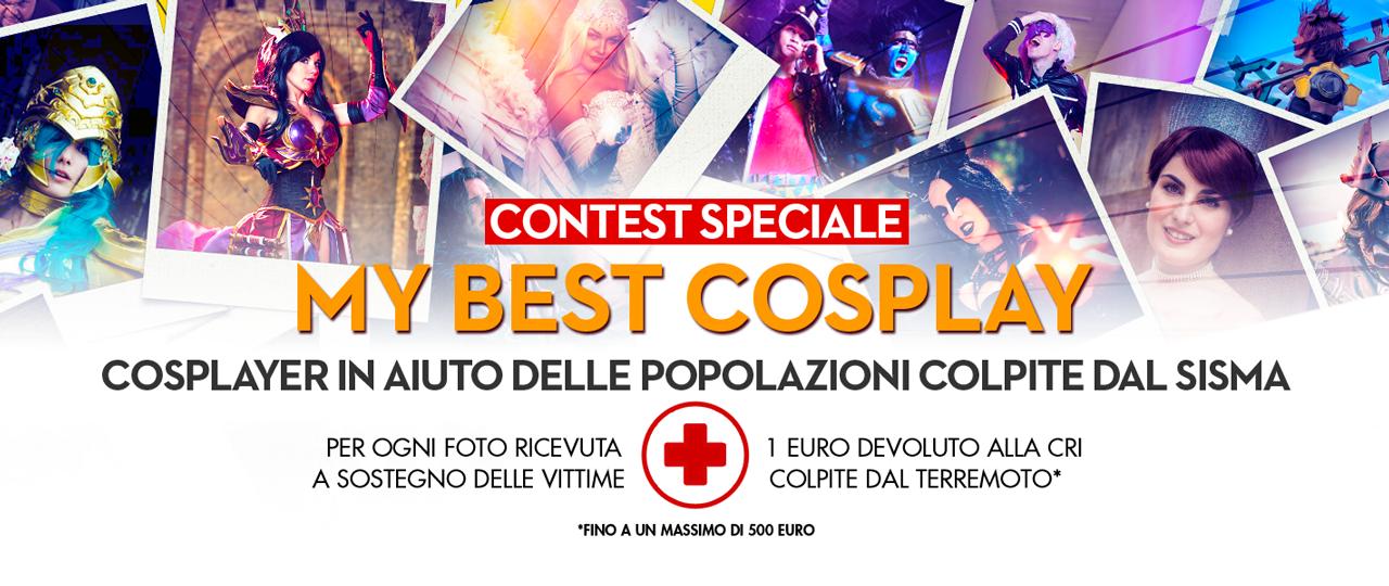My Best Cosplay Contest Settembre: i vincitori