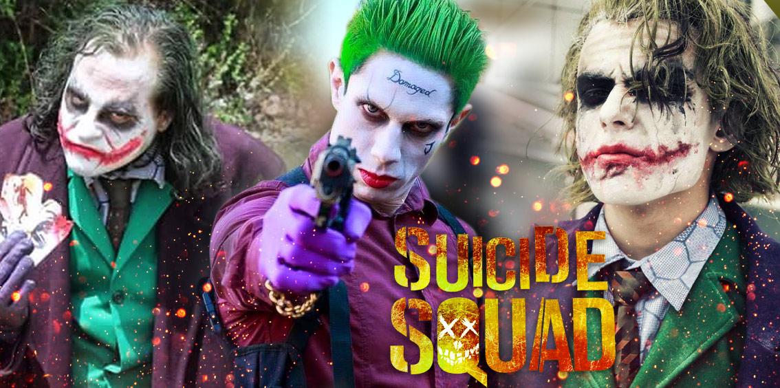 Suicide Squad visto dai nostri Joker