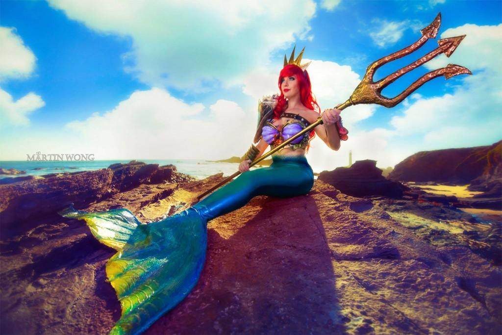 Queen-Ariel