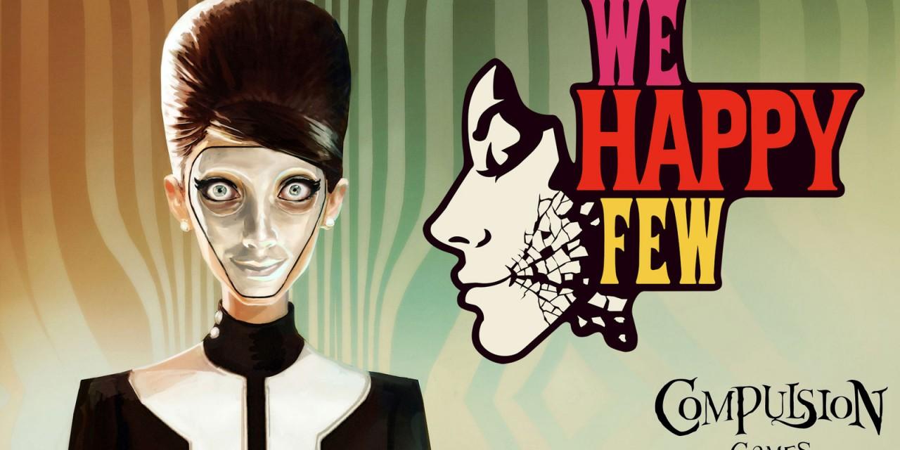 We happy few: chi sa sfuggire alla felicità?
