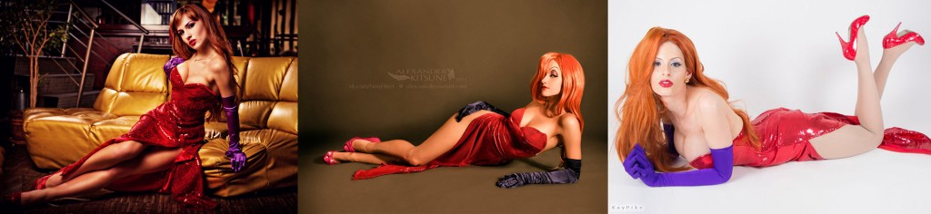 Jessica Rabbit Pose