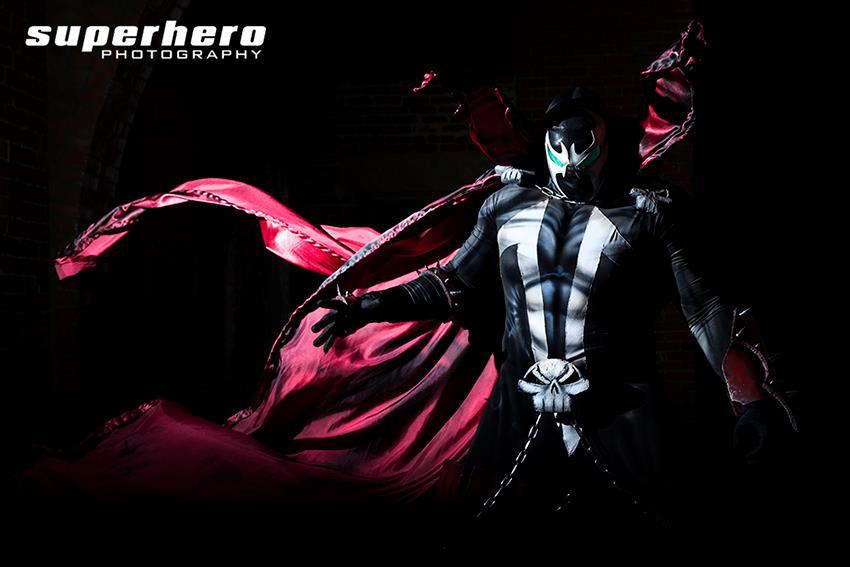 spawn film cosplay