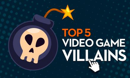 Top 5: grandi cattivi nella storia dei videogiochi