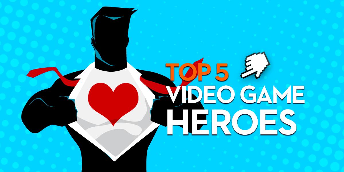 """Top 5: i buoni più """"super"""" dei videogame"""