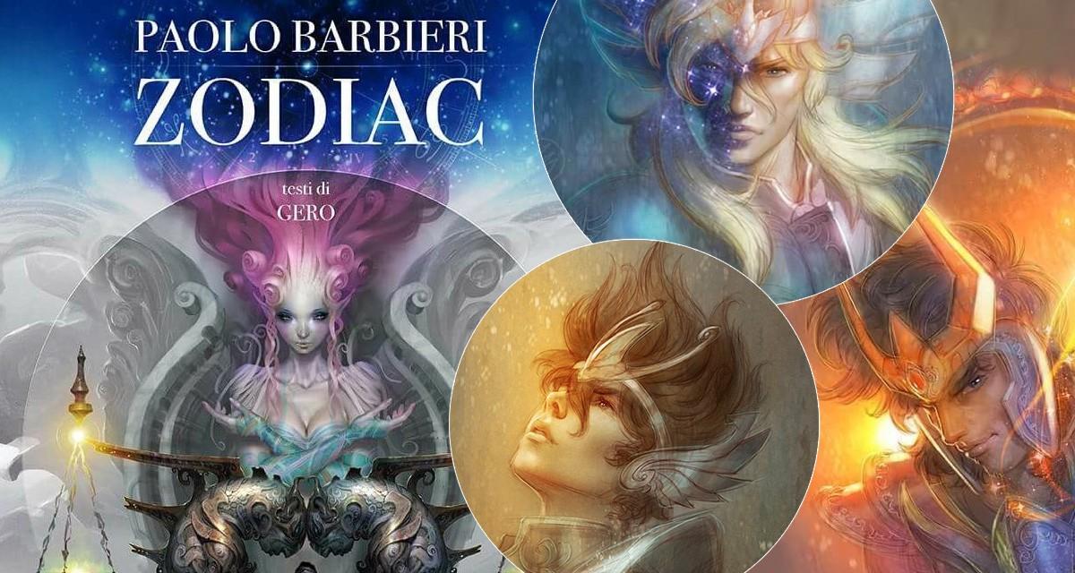 Zodiac: la nuova magia di Paolo Barbieri
