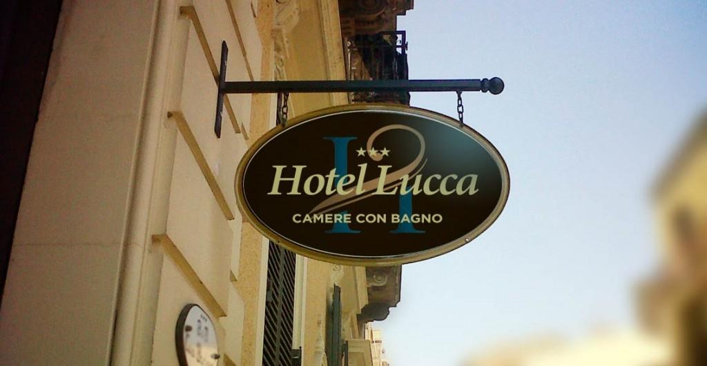 Uno degli hotel di Lucca, solitamente esauriti con largo anticipo in occasione del Lucca Comics and Games