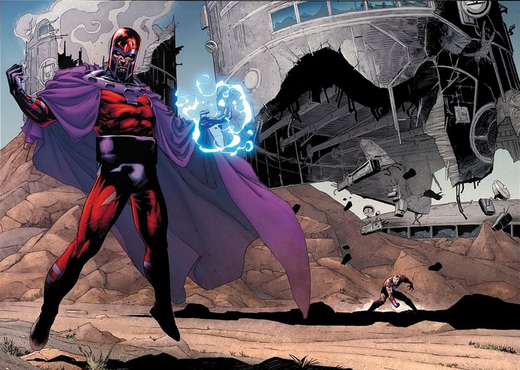 magneto-comics
