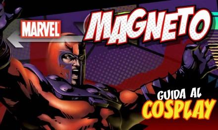 Guida ai cosplay di Magneto (parte 1)
