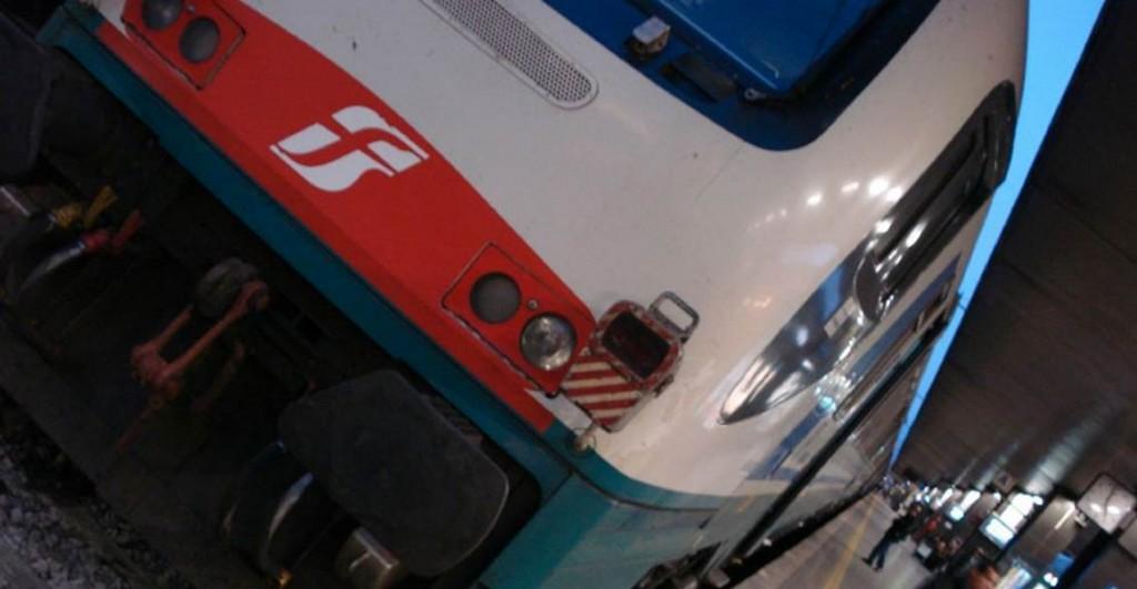 Immagine di un treno, uno dei modi più convenienti per raggiungere il Lucca Comics and Games