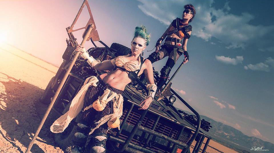 Mad Max cosplay