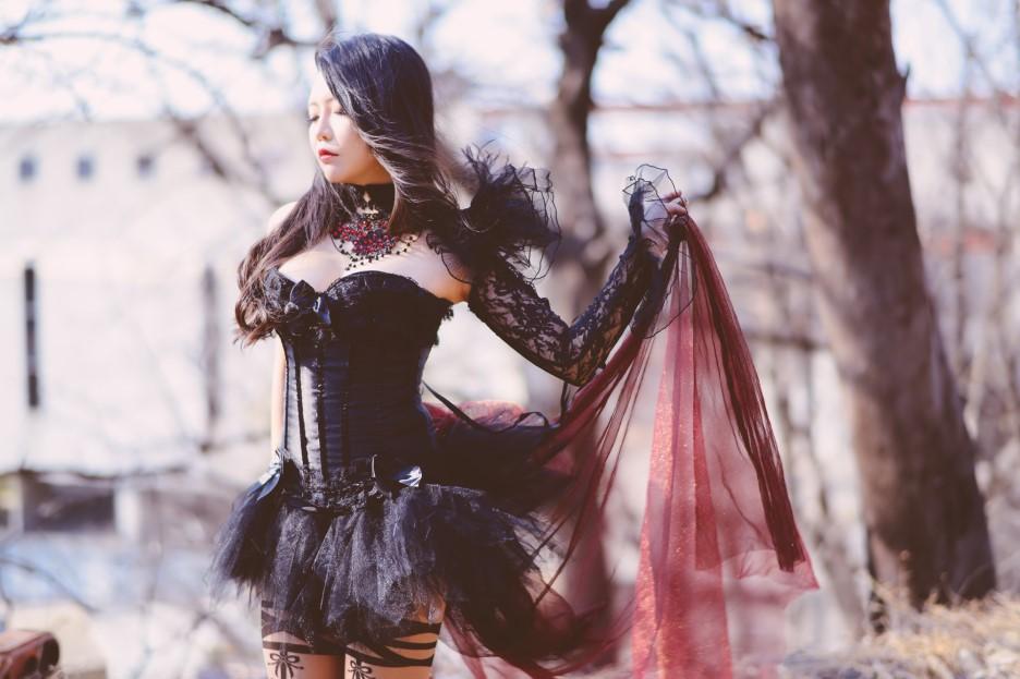 gothic original cosplay